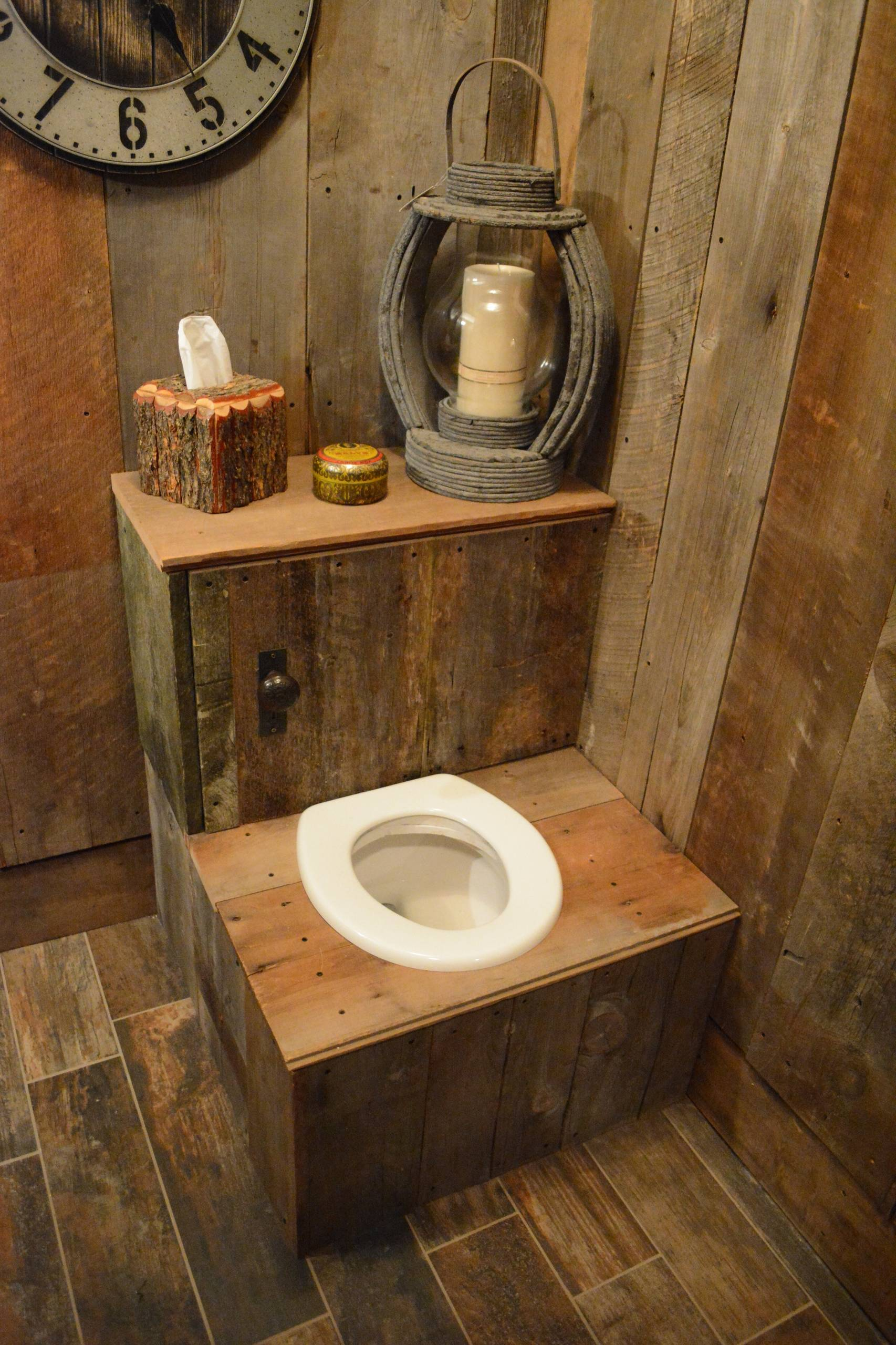 Outhouse Bathroom | Houzz