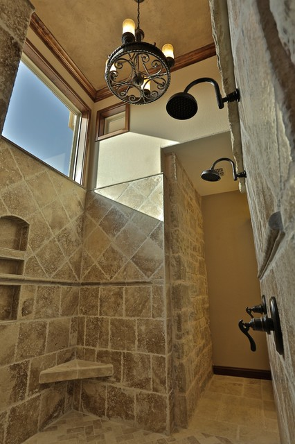 Parade of Homes 2013. Award Winner mediterranean-bathroom