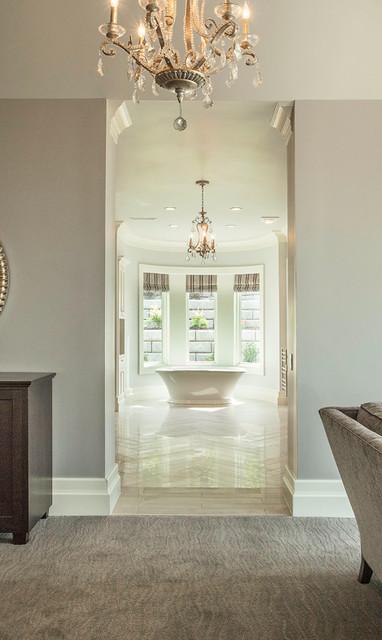 Loeffler Residence traditional-bathroom