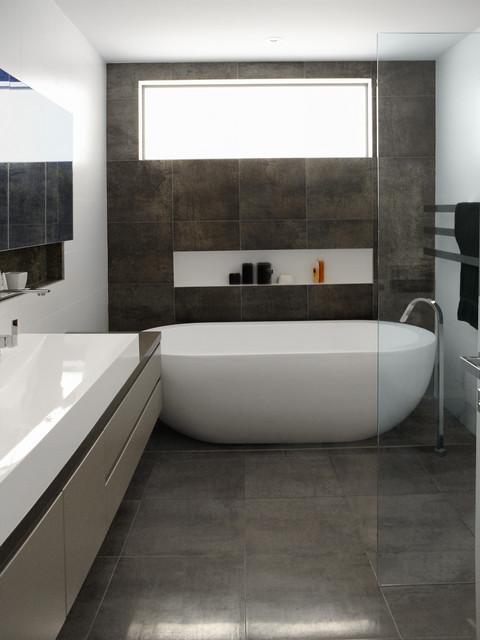 Paradox Collection contemporary-bathroom