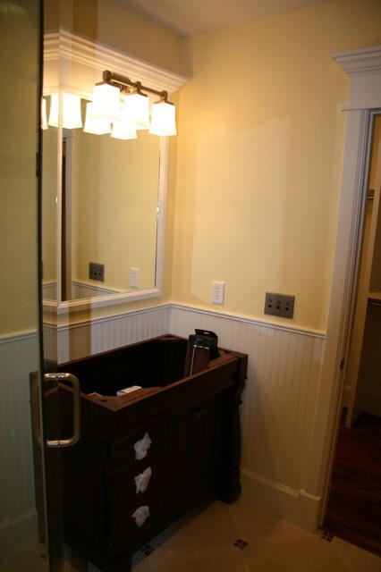 Park Avenue, Park City traditional-bathroom