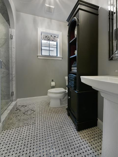 Park Hill Renovation traditional-bathroom