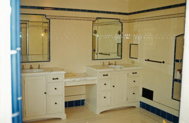 Park Place Baths and Floors traditional-bathroom