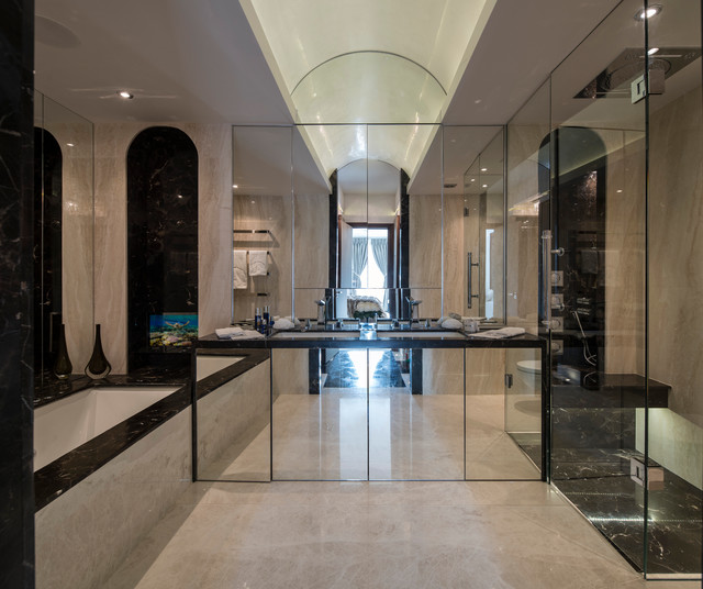 Park street contemporary bathroom london by for Bathroom interior design london