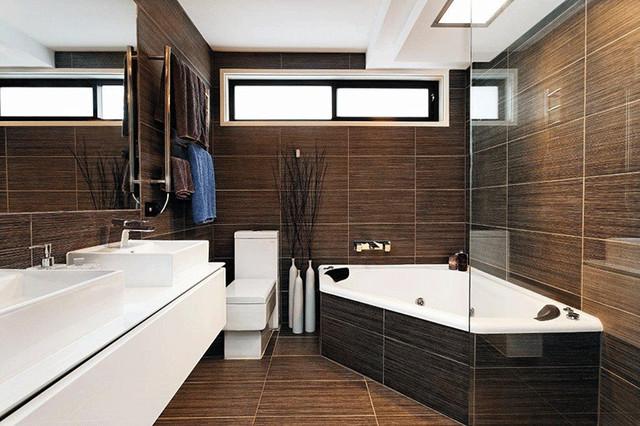 Parkdale for Bathroom designs hobart