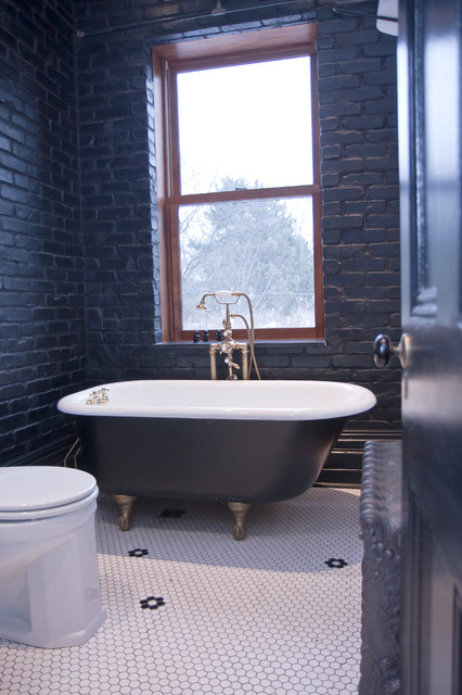 Parkdale victorian renewal traditional bathroom for Renew bathroom