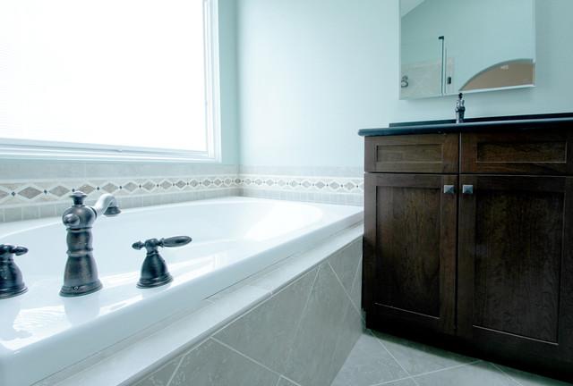 Parker Master Bathroom traditional-bathroom