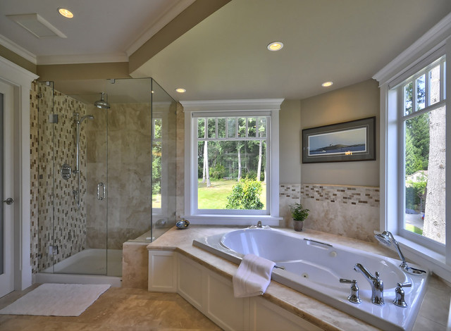 Parker Residence eclectic-bathroom