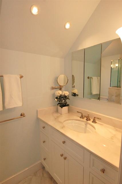 Bathroom remodeling wethersfield ct : Parkside residence master bath