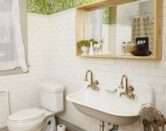Parkway Bathroom contemporary-bathroom
