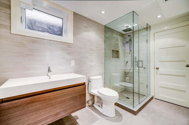 Parkwoods Home contemporary-bathroom