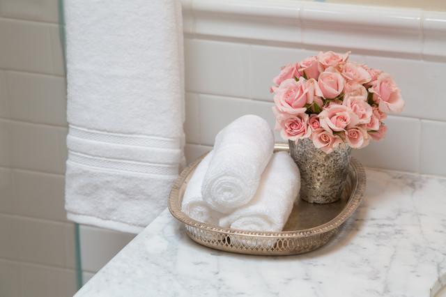 Pasadena area bath remodel traditional-bathroom