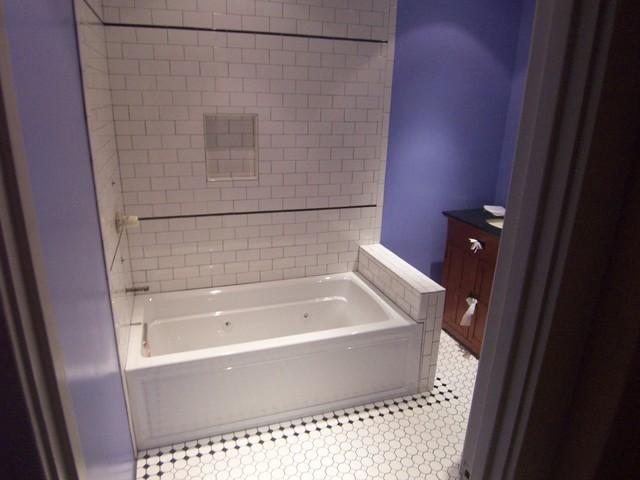 Pasadena Bathroom Transitional Bathroom Other Metro
