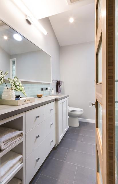 Pasadena Bathroom Remodel Modern Bathroom Los