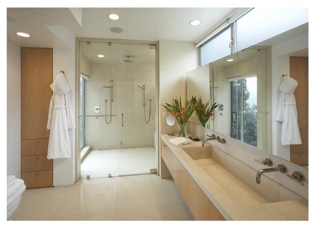 Pasadena Ca Residence Contemporary Bathroom Los Angeles By The Design Studio