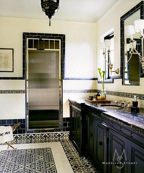 Pasadena Bathroom Los Angeles By Madeline Stuart