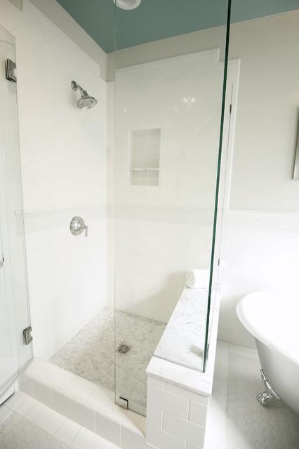 Pasadena Master Bathroom Traditional Bathroom Los