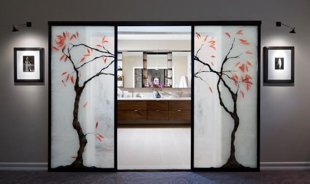 Pasadena ranch project contemporary bathroom los for Modern ranch bathroom