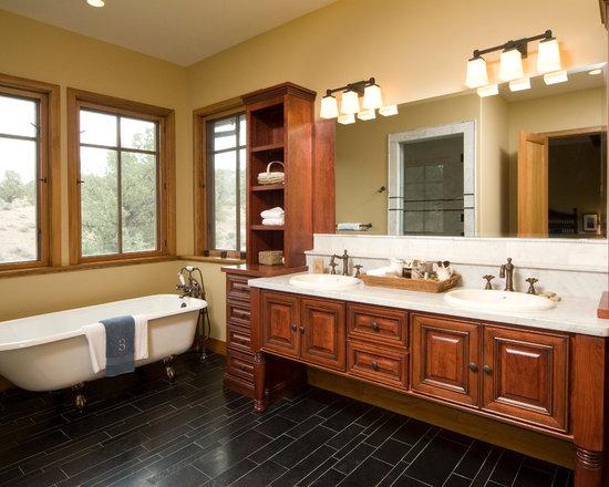 Pale yellow bathroom design ideas pictures remodel decor for Pale yellow bathroom accessories