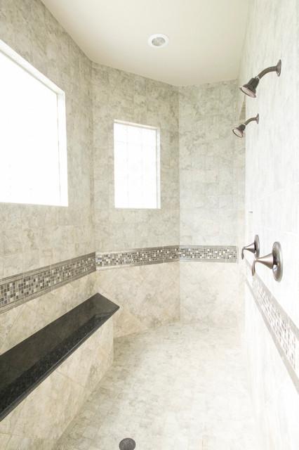 Pattern 17 traditional-bathroom