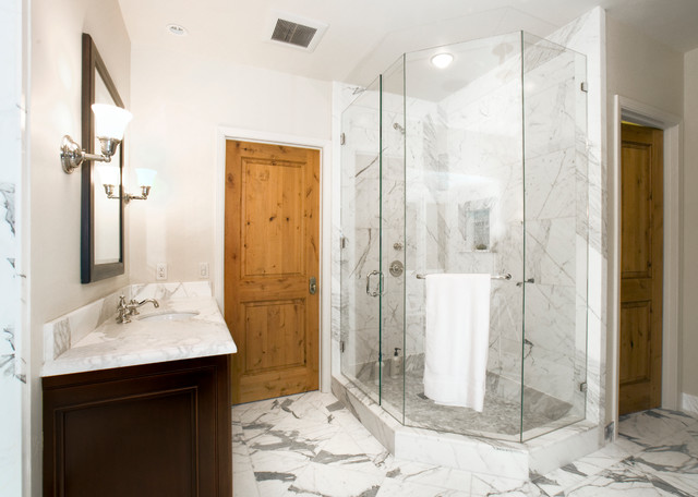 Pebble Beach Kitchen and Bath traditional-bathroom
