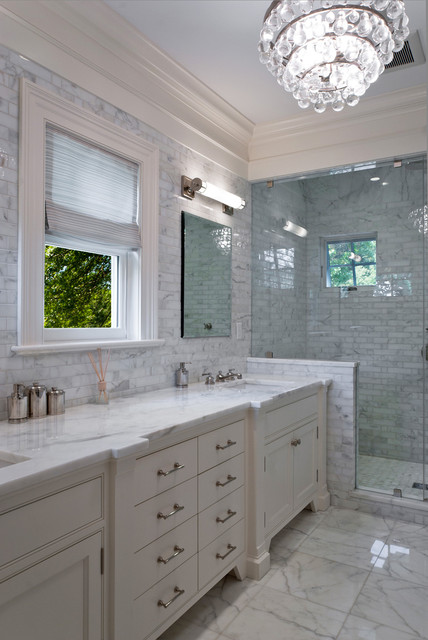 Pelham Shingle Style For A Modern Family Victorian Bathroom New York By Fivecat Studio