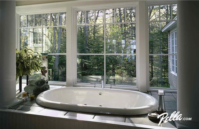 Pella Architect Series Casement Windows Transitional