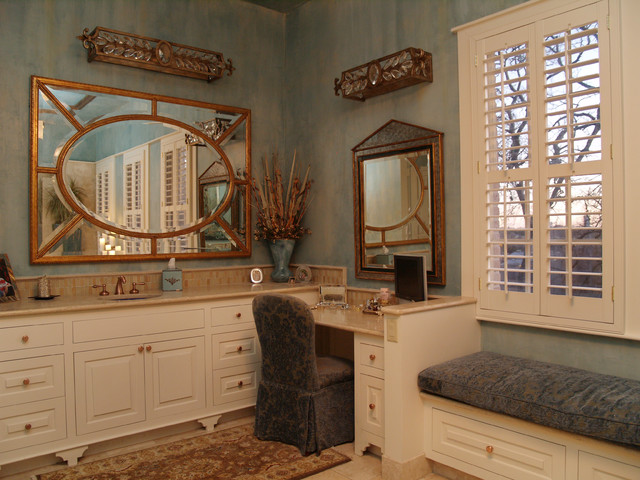 Pemberton Heights mediterranean bathroom