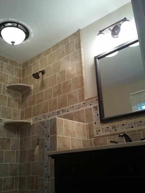 Bathroom Remodeling in Penfield, NY traditional-bathroom