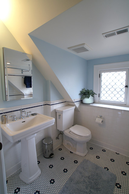 Pennsylvania Residence traditional-bathroom
