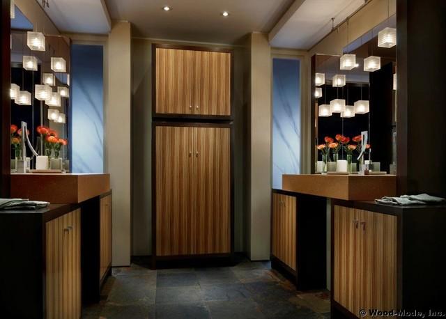 Penthouse Bath - Asian - Bathroom - Houston - by Cabinets & Designs