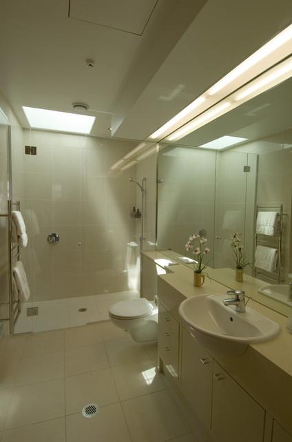 Penthouse Master Bath modern-bathroom