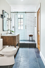 12 Ways to Get a Luxe Bathroom Look for Less
