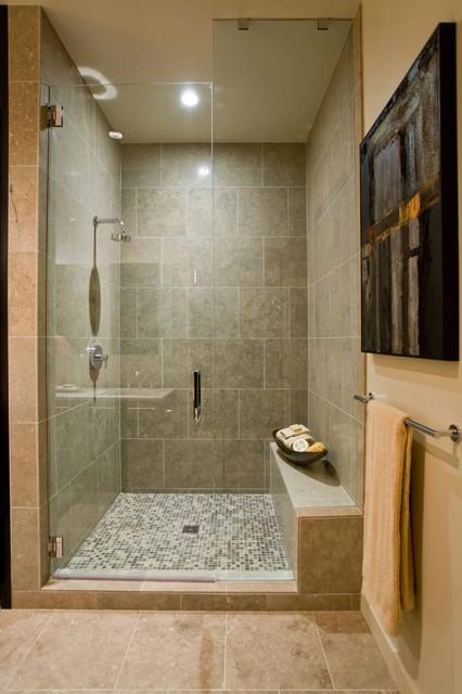 Contemporary Bathroom By Angela Todd Designs Portland Or