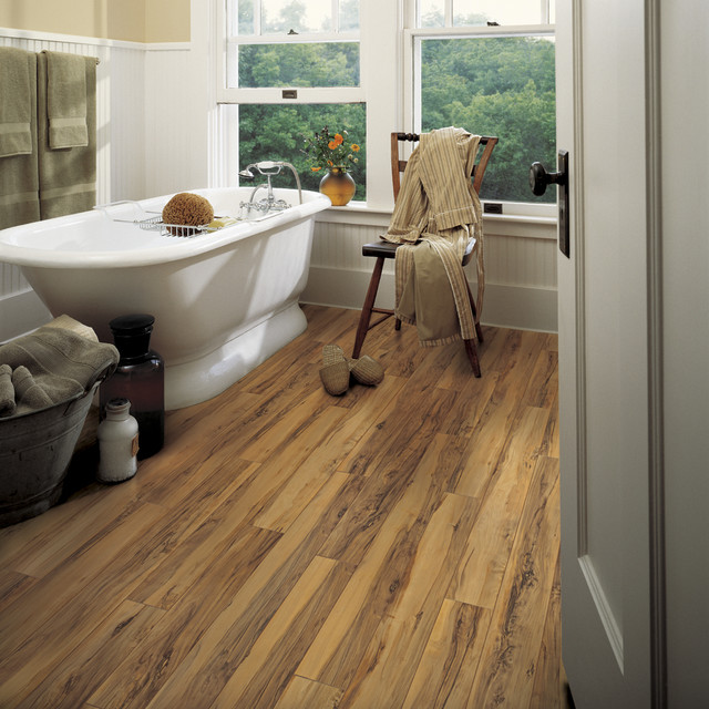Pergo for Bathroom laminate flooring
