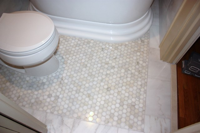 Personal Residence - Belmont NC traditional-bathroom
