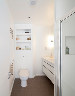 London Fields E8 - Contemporary - Bathroom - London - by Scenario Architecture