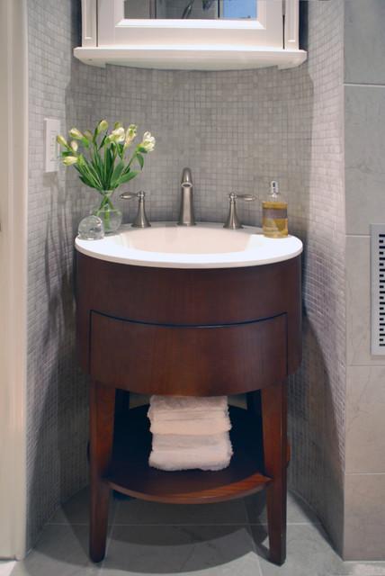 Peter S. Balsam - Contemporary - Bathroom - New York - by Peter S. Balsam Associates