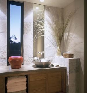 Phelps Residence Contemporary Bathroom Santa Barbara