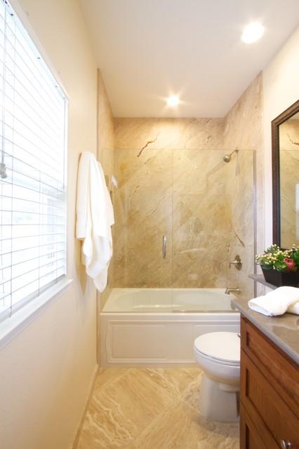 Phillpott Residence traditional-bathroom