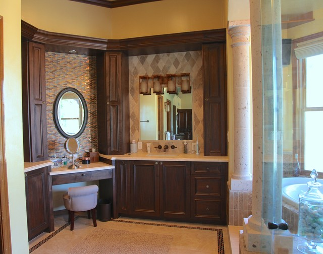 Phoenix Az Master Bath Remodel Traditional Bathroom Other Metro By Hochuli Design