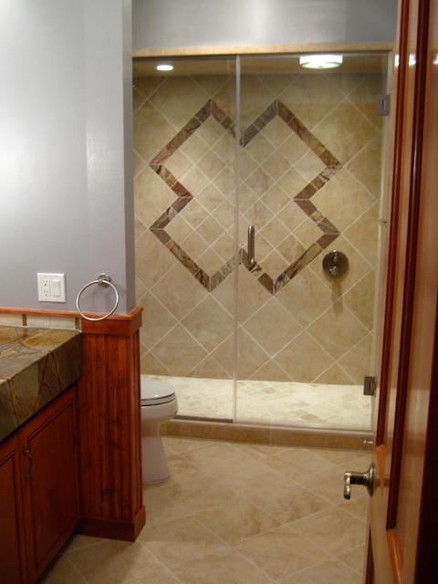 Phoenix Bathroom Remodel Trio Contemporary Bathroom