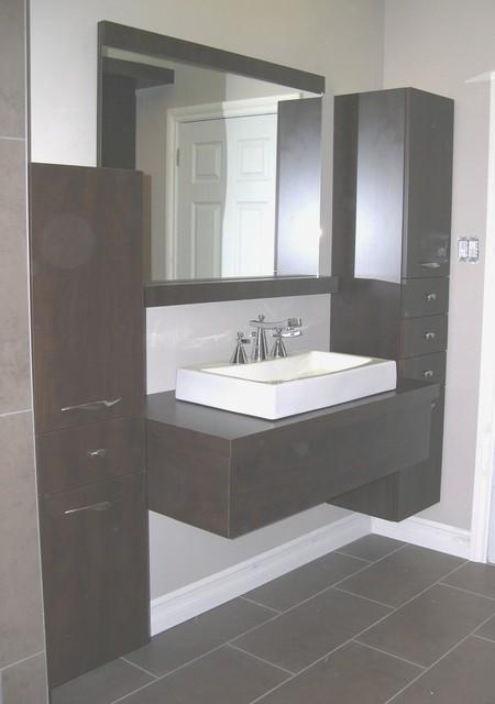 Photo salle de bain for Salle de bain kitch