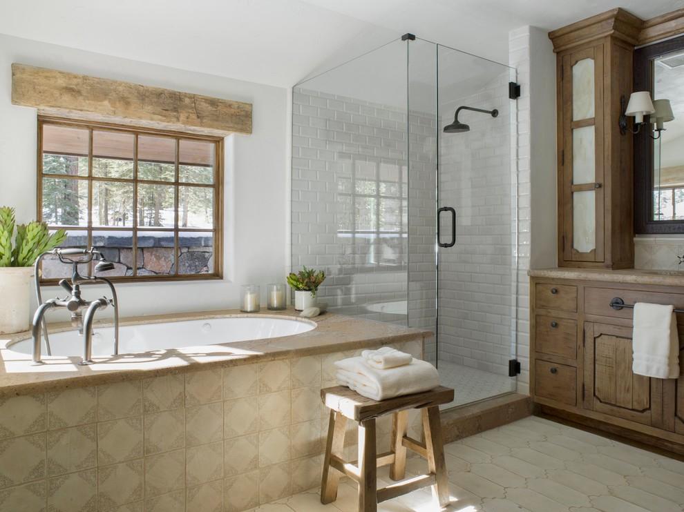 Inspiration for a bathroom remodel in San Francisco