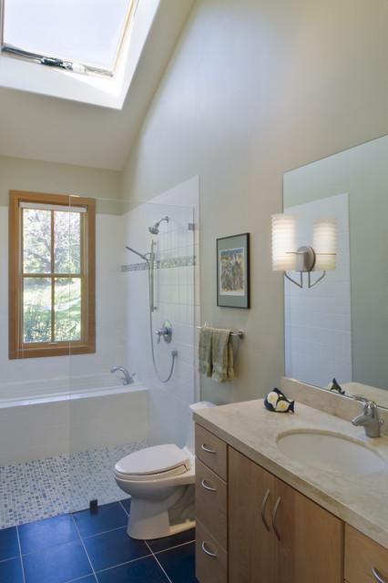Pickering contemporary-bathroom