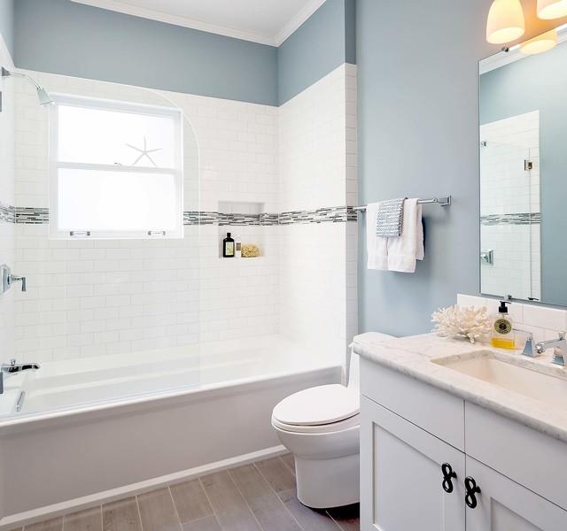Piedmont kitchen and bathroom costero cuarto de ba o - Houzz banos ...