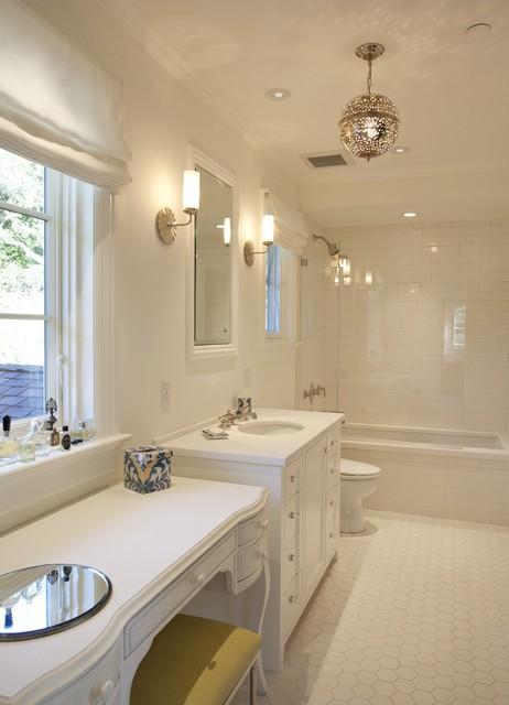 Piedmont Residence traditional-bathroom
