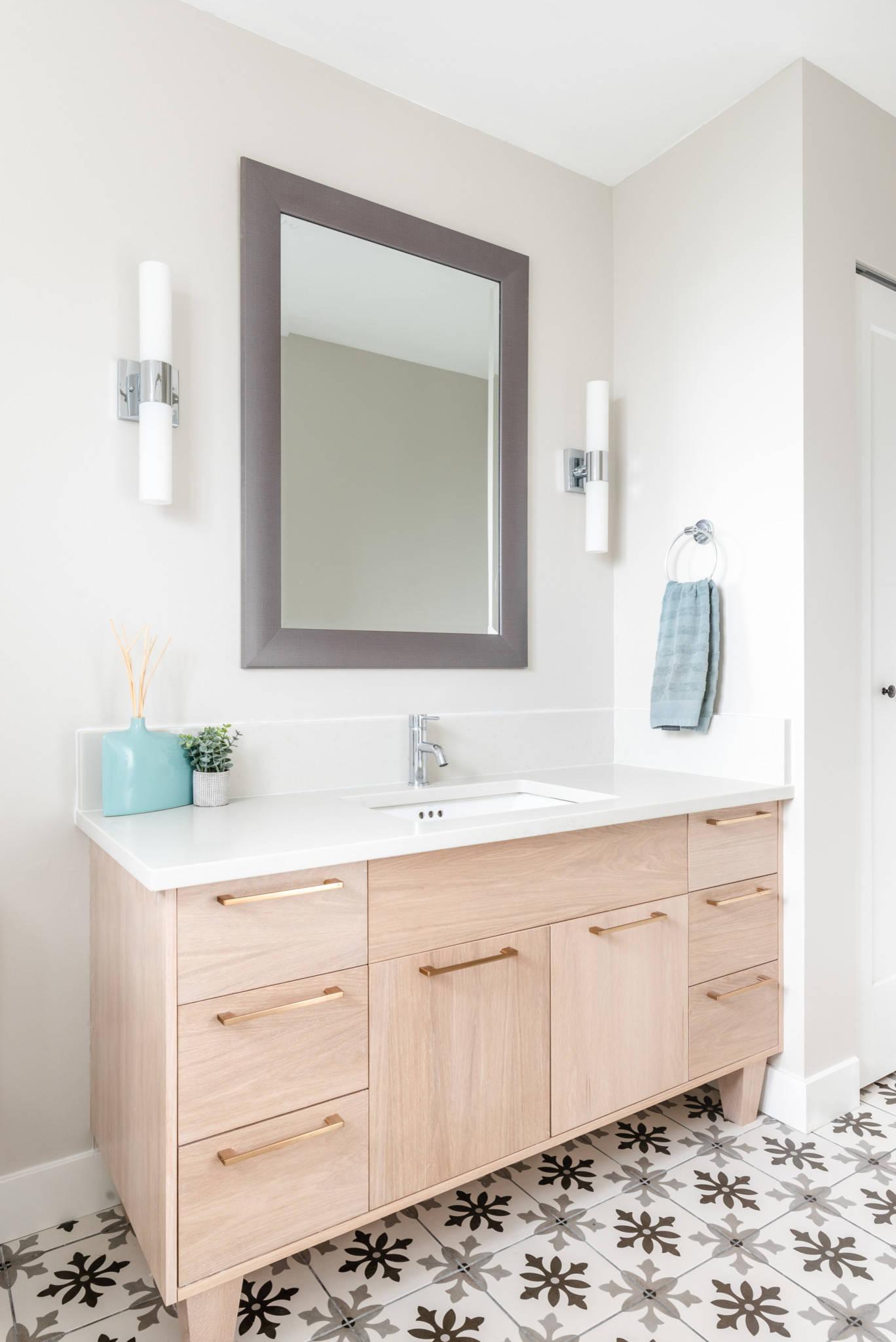 White Washed Oak Bathroom Ideas Photos Houzz