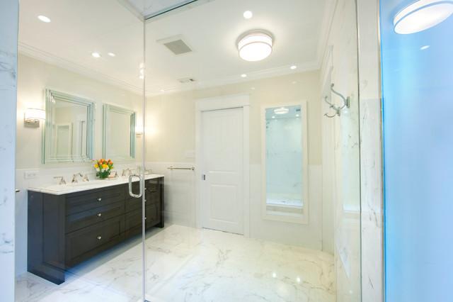 Pine Street contemporary-bathroom