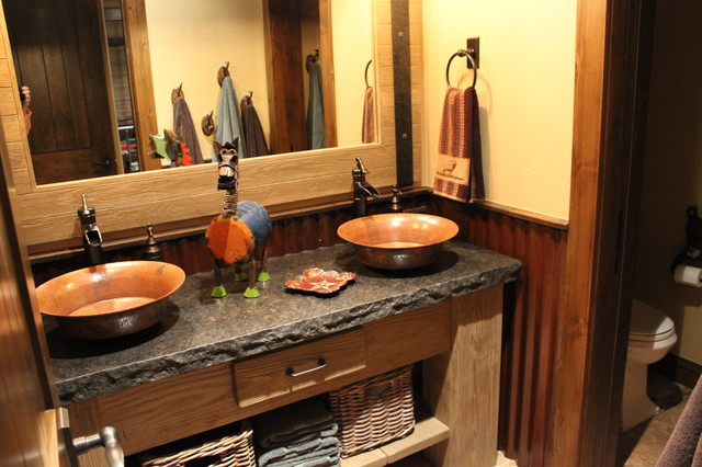 Exceptional Pinnacle Mtn Homes  Parade Of Homes Traditional Bathroom